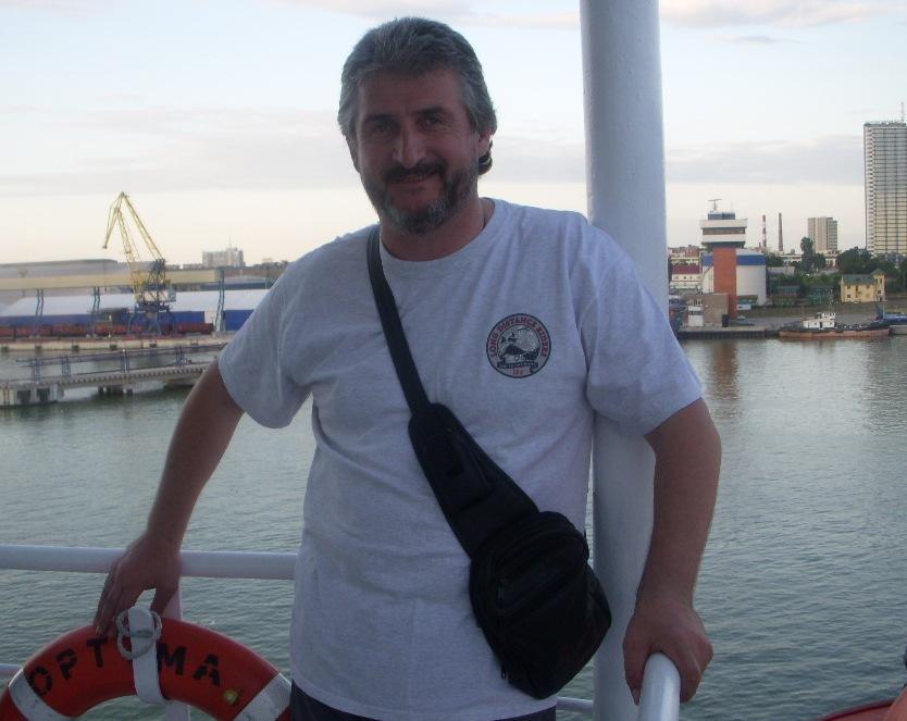 Konstantin Baskayev - Klaipeda, Lithuania