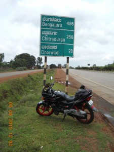 Enroute From Kittur to Dharwad