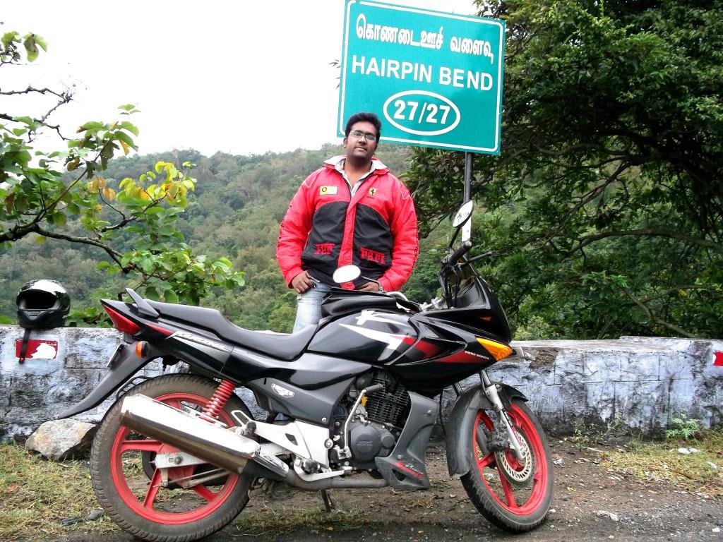 Karthik Srinivasan Completes Full Throttle in India