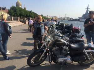 St.Petersburg, Russia Harley®️ Days