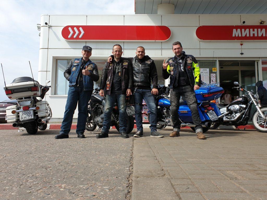 Russia Riders