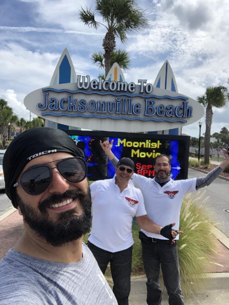 Coast to Coast Challenge and Achievement