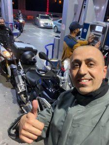 805 Kilometre Challenge in Jordan, November 2020