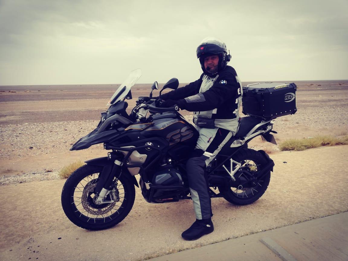 805 Km / 12 hours Easy Rider Challenge in Jordan, 30 November 2020