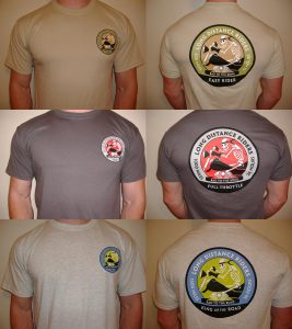 LDR Shirts - Certification (Miles)